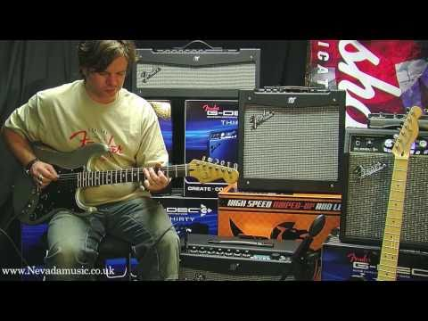 Fender Mustang 3 Amplifier - In depth review with Damon from Fender UK at Nevada Music