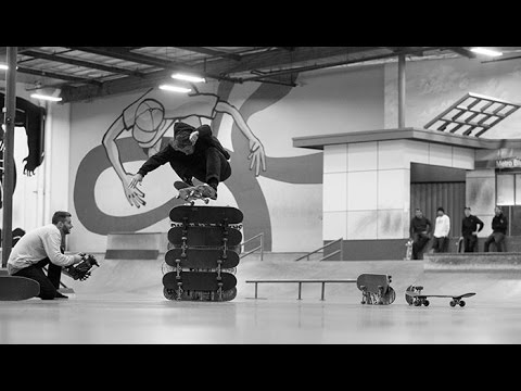 New Balance Numeric - High Ollie Challenge