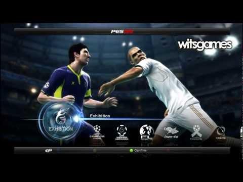 Análise - PES 2012 - [BR] - XBOX 360 - [HD]