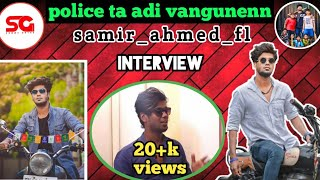 Open talk with Samir Ahmed fl Interview | Trends celebrity | Samir Ahmed fl | VJ Kishore | VJ sriram
