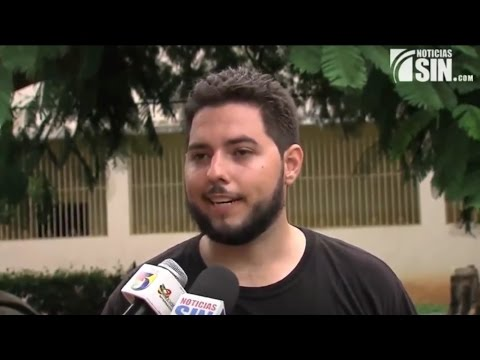 Dominican Republic News 2015 | Community college students protests continued in Santo Domingo
