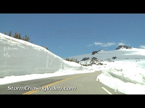 5/26/2014 Trail Ridge Road Opening, Rocky Mountain National Park