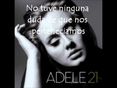 Make You Feel My Love - Adele (Traducida Al Español)