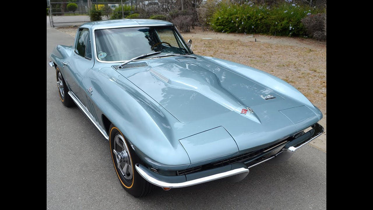 1966 Chevrolet Corvette 427/390hp Coupe for sale by ...