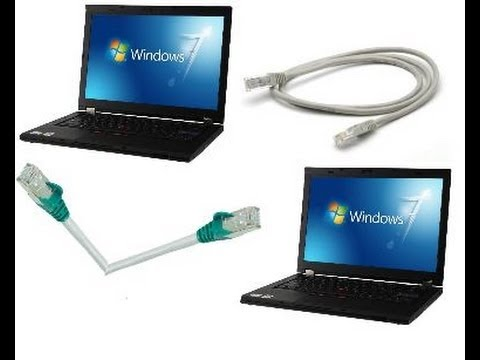 Jak Połączyć Dwa Komputery Kablem Sieciowym W Windows 7