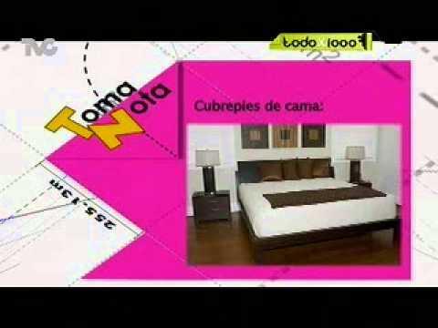 Uso de los cubrepies de cama txm youtube for Cubrepies de cama