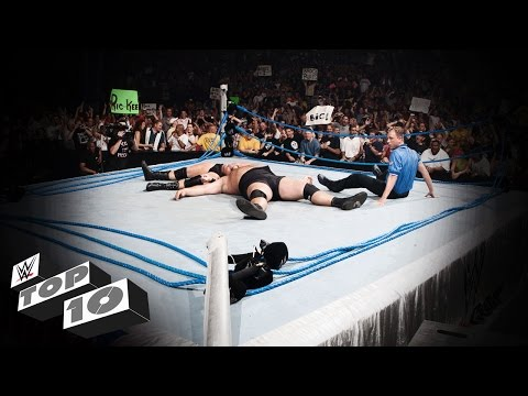 Ring Wrecking Moments: WWE Top 10