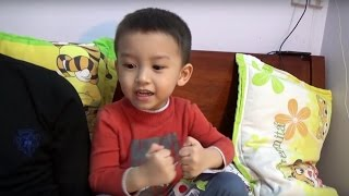TẠ TỪ TRONG ĐÊM - Nguyên Hoàng 3 tuổi hát hay như ca sĩ ĐAN NGUYÊN