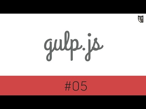Gulp.js #05 - структура проекта, wiredep, bower