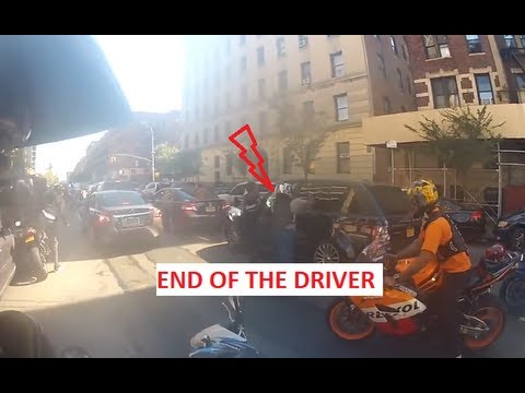 Bikers In Nyc Range Rover New Update video quot Range Rover