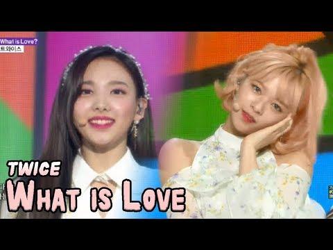 [HOT] TWICE - What is Love?, 트와이스 - 왓 이즈 러브? Show Music core 20180421