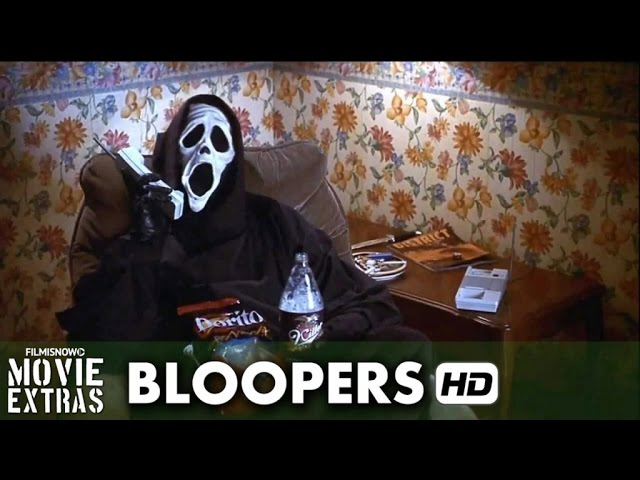 Best Horror Movie Bloopers - Halloween Special Gag Reel Mashup