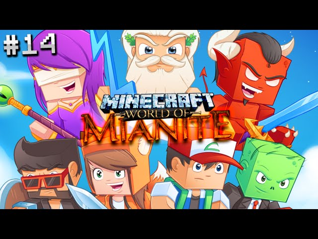 Minecraft Mianite: JAIL BREAK (S2 Ep. 14)