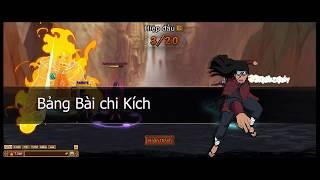 Ninja world vietnam | TOP KAGE Hashirama  | lvl 85