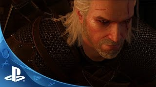 The Witcher 3: Wild Hunt - Official Gameplay Trailer | PS4