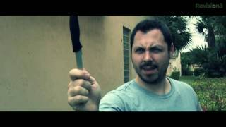 Film Riot - Knife Someone in the Effing Face While Putting Safety ...