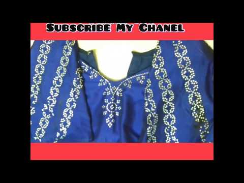 New style Blouse Sleave DESIGN