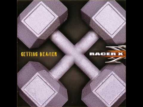 Racer X - Golden God