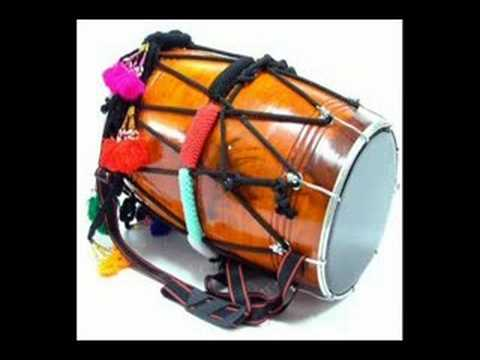 Punjabi Dhol video