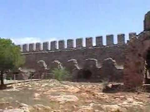 Come to the Alanya Castle