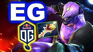 EG vs OG.SEED - CRAZY GAME! - DOTA SUMMIT 12 DOTA 2