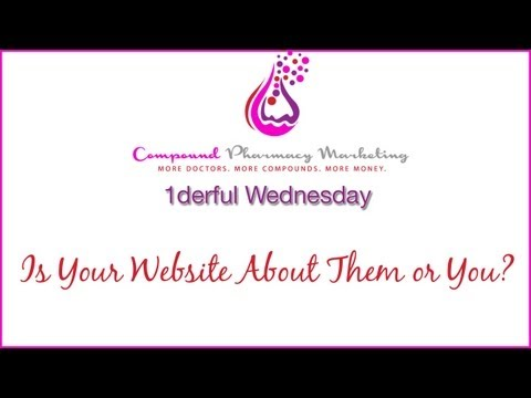 1derful Wednesday | Them or You | Renée Yvonne | Compound Pharmacy Marketing