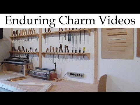 Traditional Door and Window Casings: Making a Custom Backband