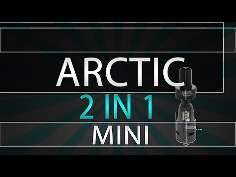 Water tries: arctic mini