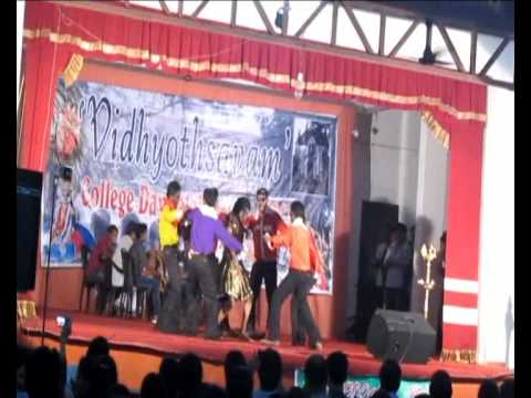 Cms College 2010-2013 chokli Boyz video