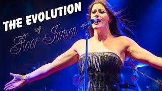 The Evolution of Floor Jansen (2000 - 2015)