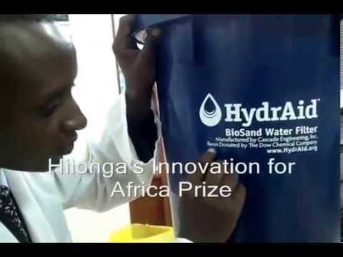 Hilonga Africa Prize for Engineering Innovation