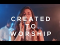 Lucy Grimble & band - Created To Worship