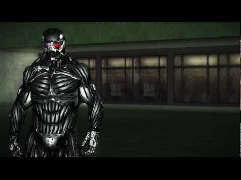 Crysis 2 Nano-Suit HD