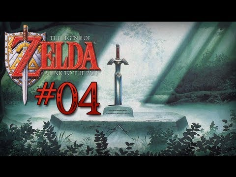 The Legend of Zelda: A Link to the Past – 4