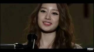 Jiyeon T-ara - Sing Hello to my Self
