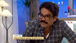 David Batra: Jag har inte alltid röstat på Moderaterna - Nyhetsmorgon (TV4)