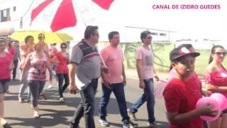 Outubro Rosa Piraí do Sul 2014