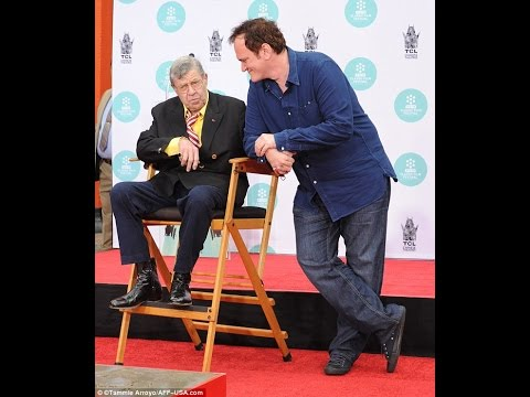 Jerry Lewis & Quentin Tarantino