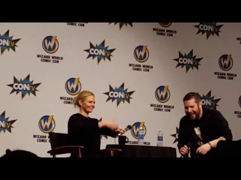 Jennifer Morrison Wizard World Portland 2016 part 1