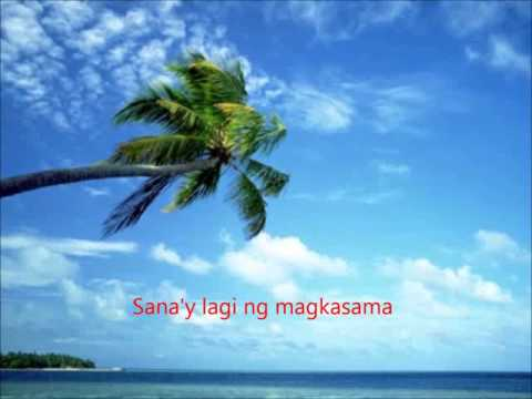 Tunay Na Pag-ibig with lyrics by April Boys