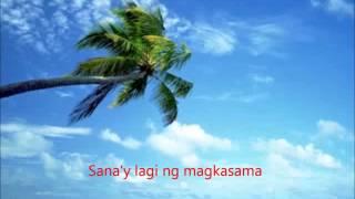 Tunay Na Pag-ibig with lyrics by April Boys