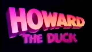 Howard the Duck Promo