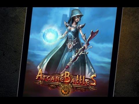 Arcane Battles - Битвы Магов для iPhone и iPad