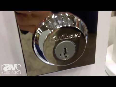 CEDIA 2016: Kwikset Features Smart Home Locks in the Z-Wave Alliance Booth