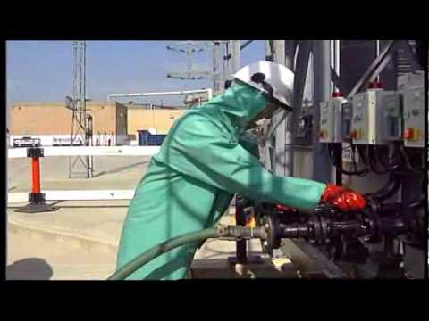 handling chemicals safety video for Southern Water.avi