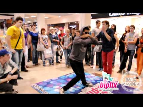 DANCE SESSION: 27.05.12 | Dubstep | Marselle vs. Step By Step vs. Lesik