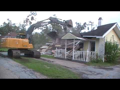 Cecil House Demolition