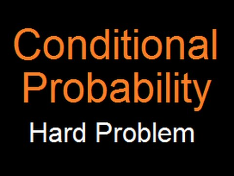 how to solve probability problems