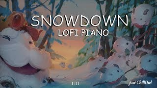 Snowdown Theme | League of Legends - lofi Piano