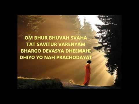 Gayatri Mantra- Sri  Sathya Sai Baba